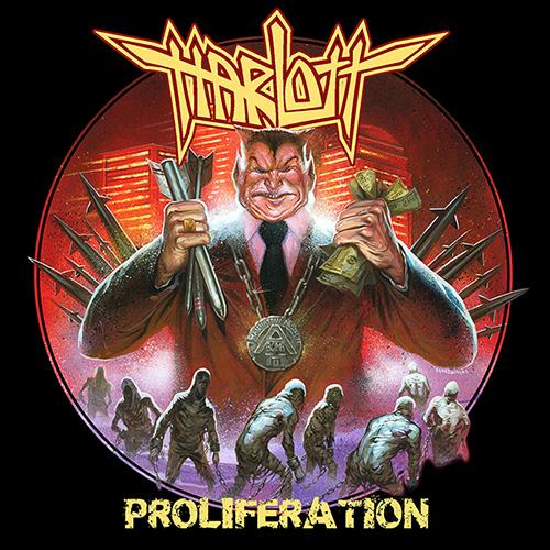Harlott-Proliferation COVER